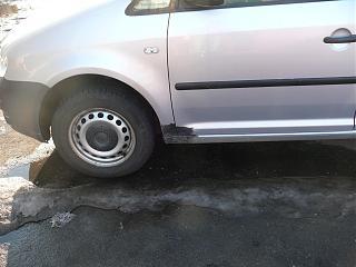 Образовалась на кузове неприятность после ДТП, как быть?-p1160200.jpg