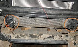"""Сломанные крепления радиатора.(Замена """"телевизора"""")-35765d4ea381.jpg"""
