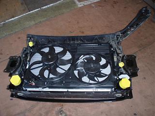 """Сломанные крепления радиатора.(Замена """"телевизора"""")-p7090250.jpg"""