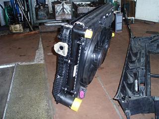 """Сломанные крепления радиатора.(Замена """"телевизора"""")-p7090247.jpg"""