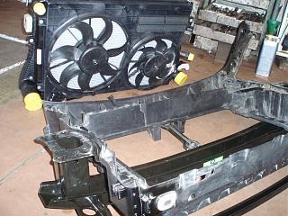 """Сломанные крепления радиатора.(Замена """"телевизора"""")-p7090248.jpg"""