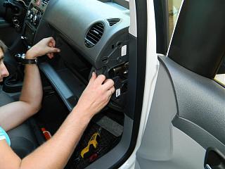 Замена (установка) бардачка от VW Caddy Life 2011-2012гг.-dscn3935.jpg