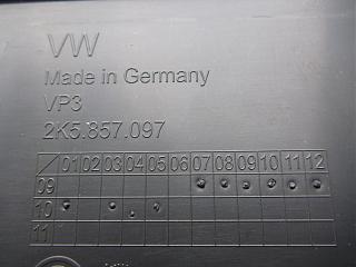 Замена (установка) бардачка от VW Caddy Life 2011-2012гг.-p1000938.jpg