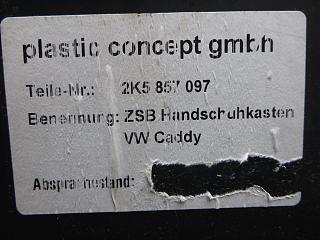 Замена (установка) бардачка от VW Caddy Life 2011-2012гг.-p1000973.jpg