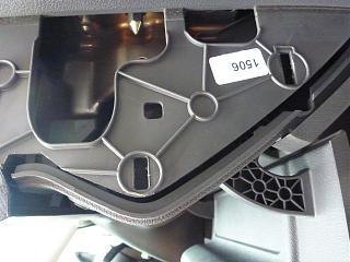Замена (установка) бардачка от VW Caddy Life 2011-2012гг.-p1000937.jpg