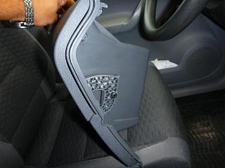 Замена (установка) бардачка от VW Caddy Life 2011-2012гг.-p1000946.jpg