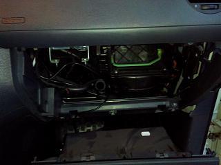 Замена (установка) бардачка от VW Caddy Life 2011-2012гг.-img_20130901_191405.jpg