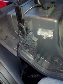 Замена (установка) бардачка от VW Caddy Life 2011-2012гг.-img_20130901_190729.jpg