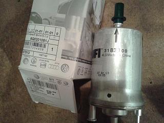 Топливный фильтр на BSE 1.6.-0073.jpg