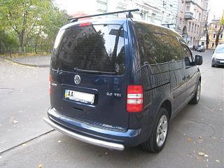 VW Caddy Trendline 2.0 TDI Синий Металл-8.jpg