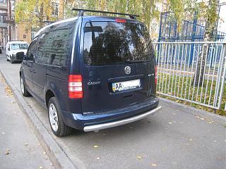 VW Caddy Trendline 2.0 TDI Синий Металл-7.jpg