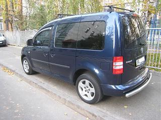 VW Caddy Trendline 2.0 TDI Синий Металл-6.jpg