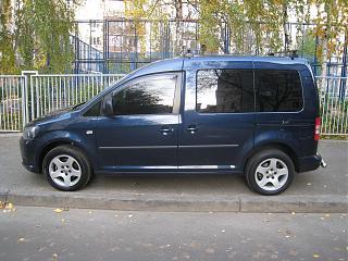 VW Caddy Trendline 2.0 TDI Синий Металл-5.jpg