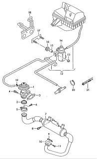 Система рециркуляции отработавших газов. Клапан ЕГР-egr-2.0sdi.jpg