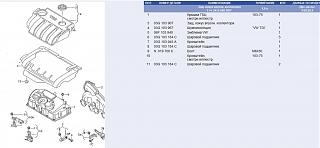 Крышка  ГБЦ на двигатель 2.0 TDI-6755d1342782005-kryshka-gbc-na-dvigatel