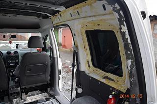 VW Caddy 2009 1.9TDI BSU 55kw  у которого переоборудование так и не закончилось...-dsc_0191.jpg