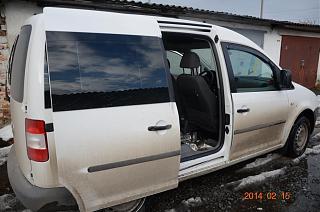 VW Caddy 2009 1.9TDI BSU 55kw  у которого переоборудование так и не закончилось...-dsc_0198.jpg