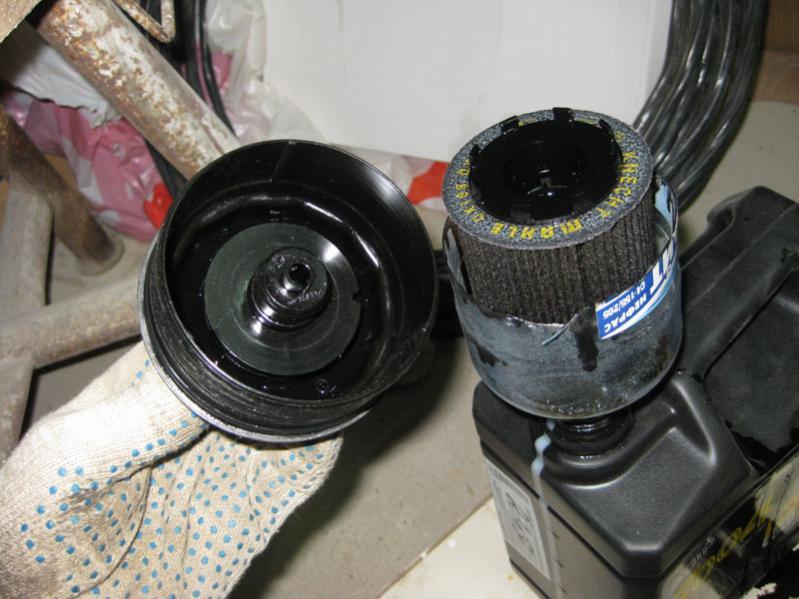 масляный фильтр фольксваген кадди фото