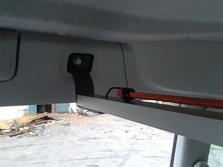 Крепления для  грузов под потолком (Багажник под крышу)-20140529_132014.jpg