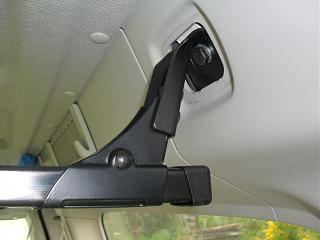 Крепления для  грузов под потолком (Багажник под крышу)-sdc17013.jpg