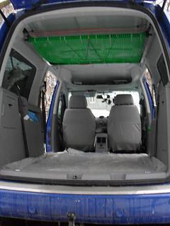 Крепления для  грузов под потолком (Багажник под крышу)-sdc17138.jpg