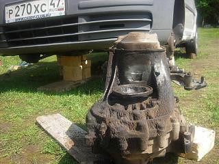 Механическая коробка передач. Ремонт, замена.-dscn5420.jpg