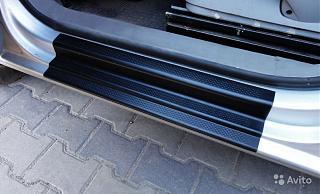 VW Caddy Trendline Maxi 2.0 TDI Salsa Red '11-porog.jpg