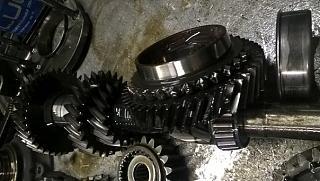 Механическая коробка передач. Ремонт, замена.-2.jpg
