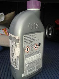 Охлаждающая жидкость. Антифриз. G12/G13-0-02-05