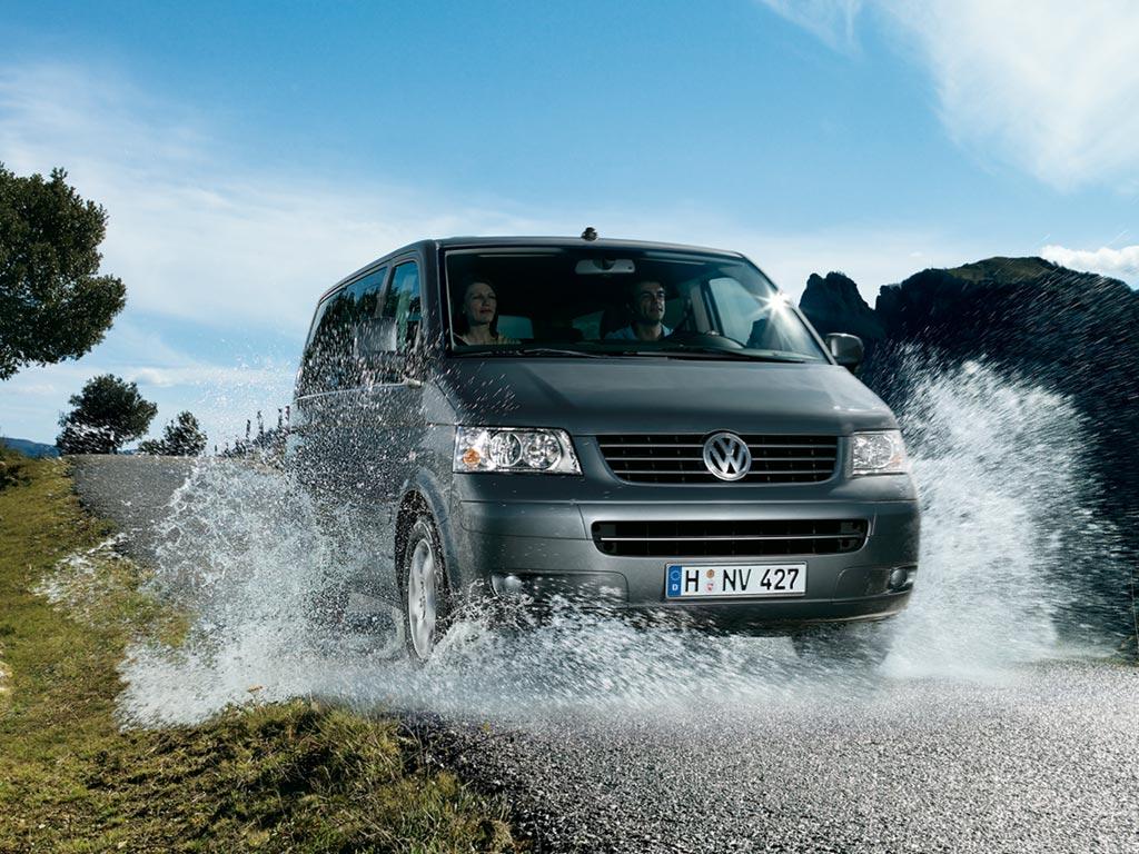 Обои В России начнут делать Volkswagen…